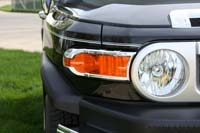 fj cruiser front trim
