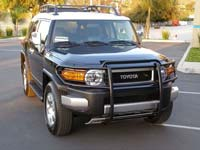 fj cruiser grill guard